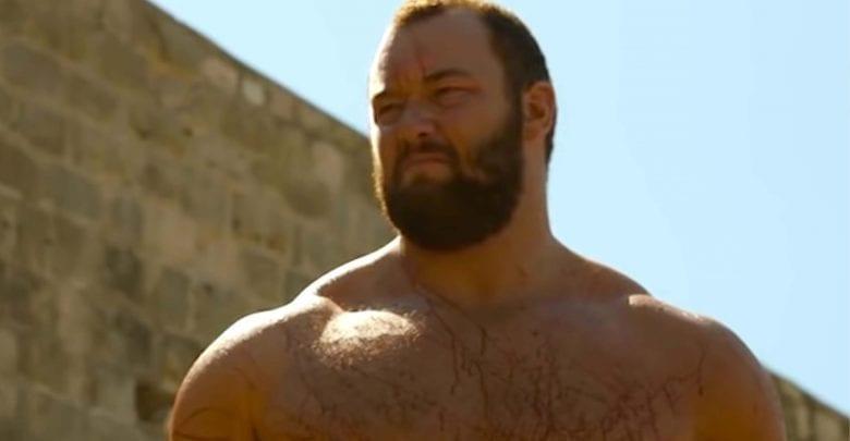 Game of Thrones : la Montagne soulève 501 kilos et bat un record mondial (vidéo)