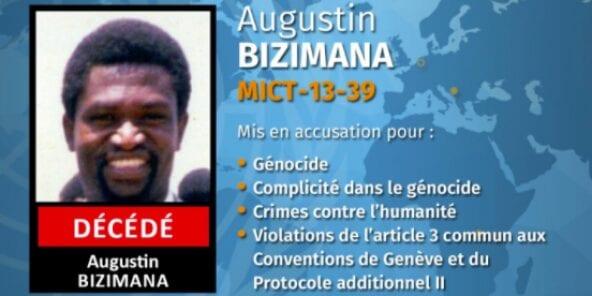 Génocide au Rwanda : décès d'Augustin Bizimana, l'un des derniers fugitifs encore recherchés