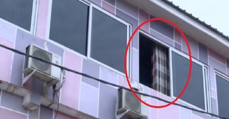 Ghana: une prostituée pousse son client par la fenêtre d'un hôtel (video)