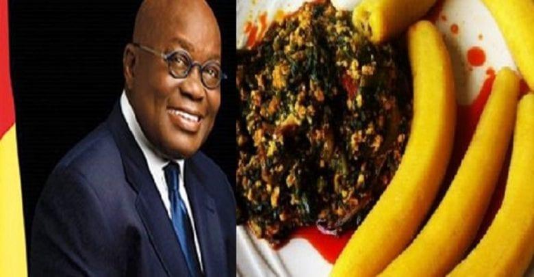 Ghana: le président donne la liste des aliments ghanéens pour aider à lutter contre le COVID-19