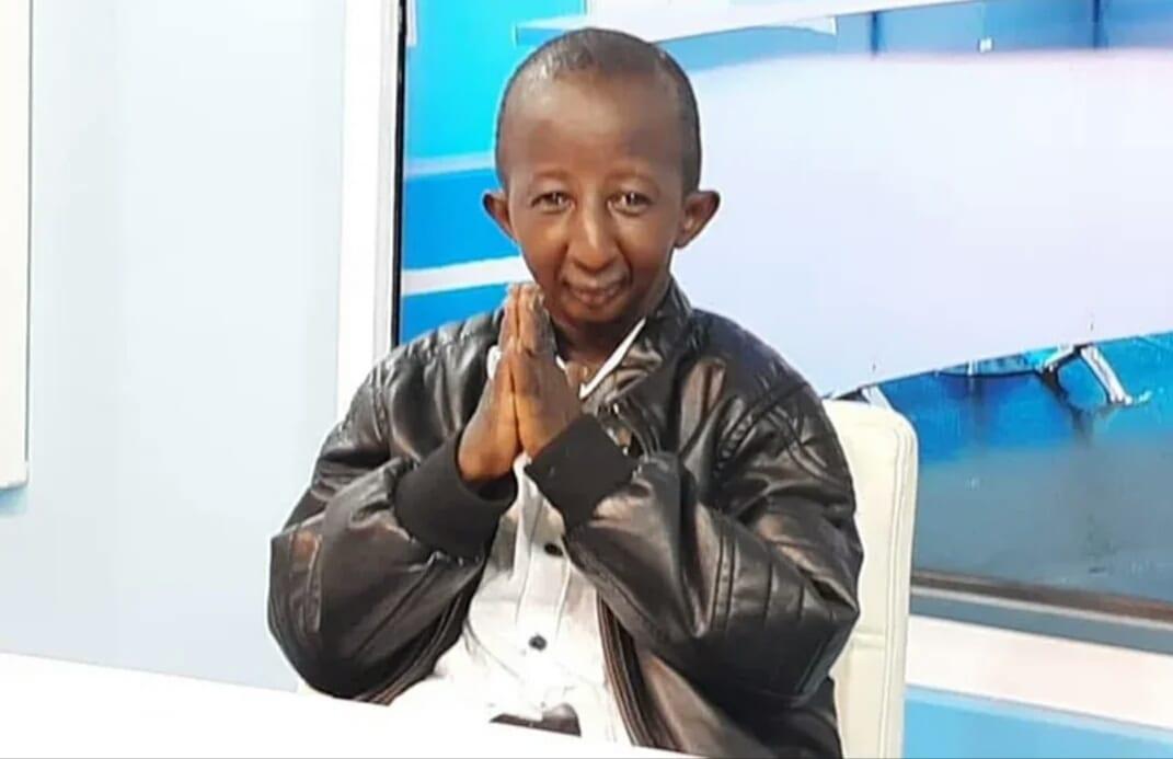 Grand P officiellement candidat à la présidentielle 2020 en Guinée
