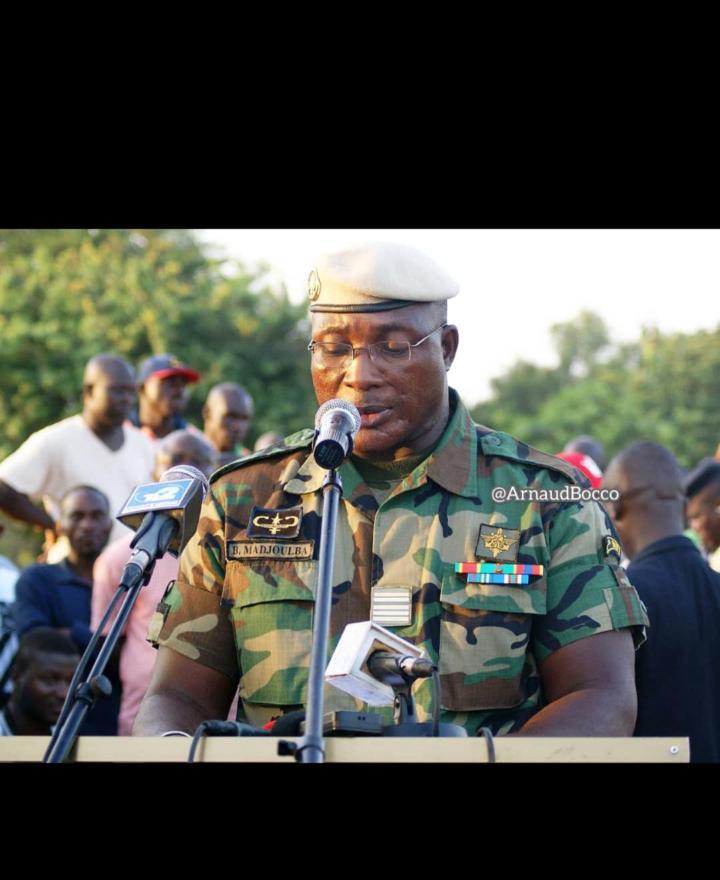 Togo: un Lieutenant-colonel retrouvé mort dans son bureau