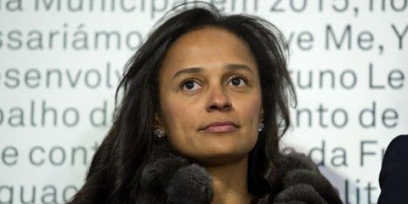 Isabel dos Santos invoque un passeport truqué et de faux emails pour se disculper
