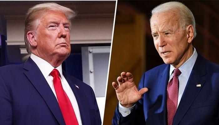 Présidentielle : Joe Biden assure que les militaires délogeront Donald Trump s'il refuse sa défaite