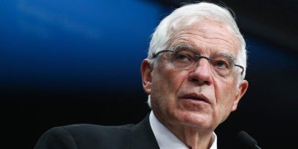 Josep Borrell, chef de la diplomatie européenne : « L'Afrique n'a pas besoin d'un concours de bonté »