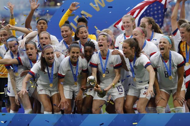 Football : les joueuses américaines veulent un salaire supérieur à celui les hommes