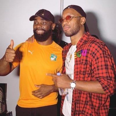 Kaaris : «j'offre un concert gratuit à Abidjan si Drogba est élu»