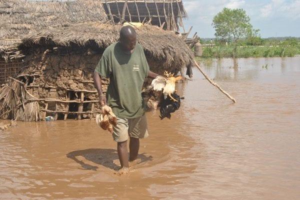 Kenya: des communautés entières forcées à se déplacer après de terribles inondations