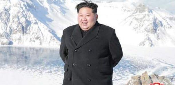 """Kim Jong Un a adressé un """"message verbal» au président chinois"""