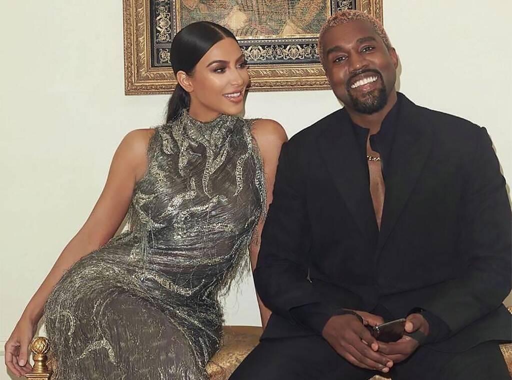 Kim Kardashian et Kanye West : les deux stars fêtent leurs six ans de mariage