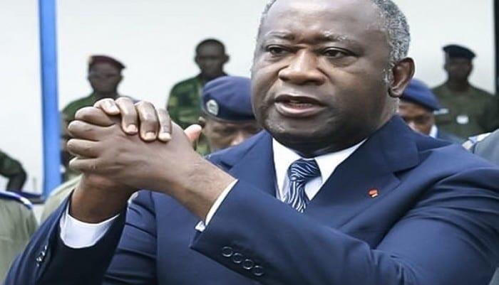La réaction de Gbagbo après la décision de la CPI