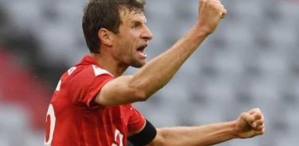 Le Bayern Munich garde la main avant le tournant à Dortmund