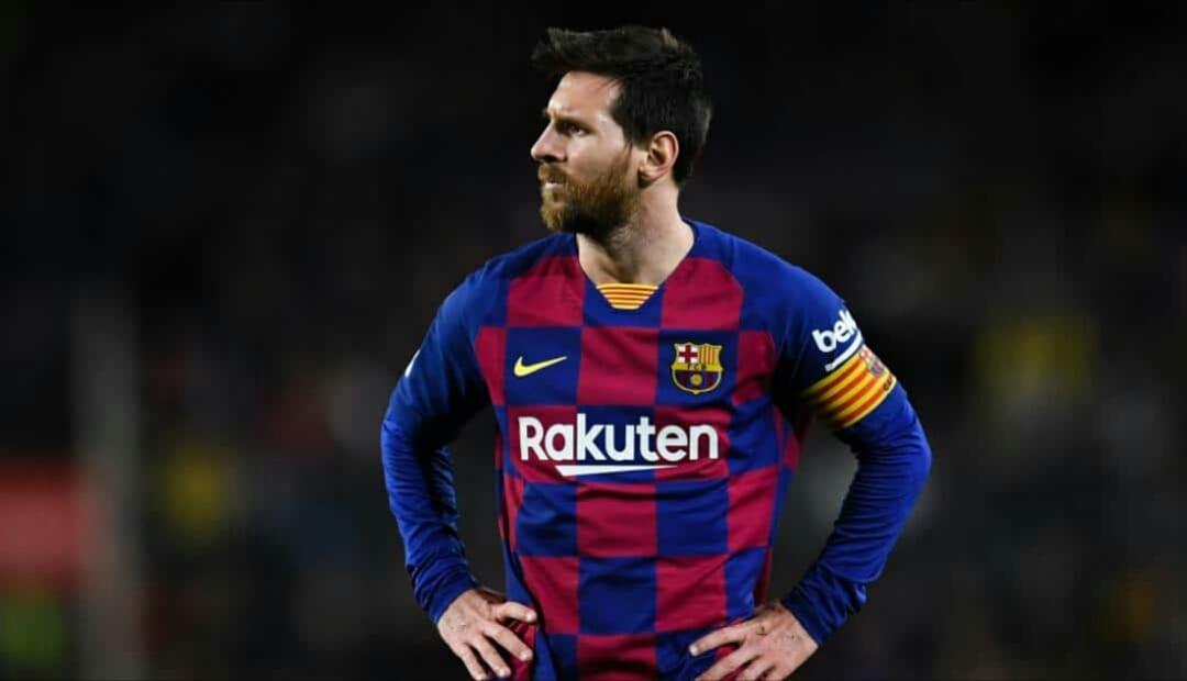 Le jour où Lionel  Messi a failli quitter le Barça
