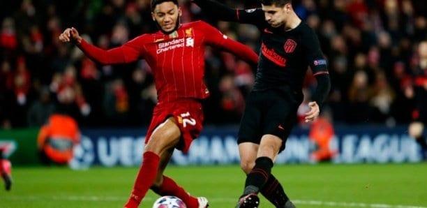 Le match Liverpool-Atletico serait à l'origine de 41 décès liés au coronavirus –