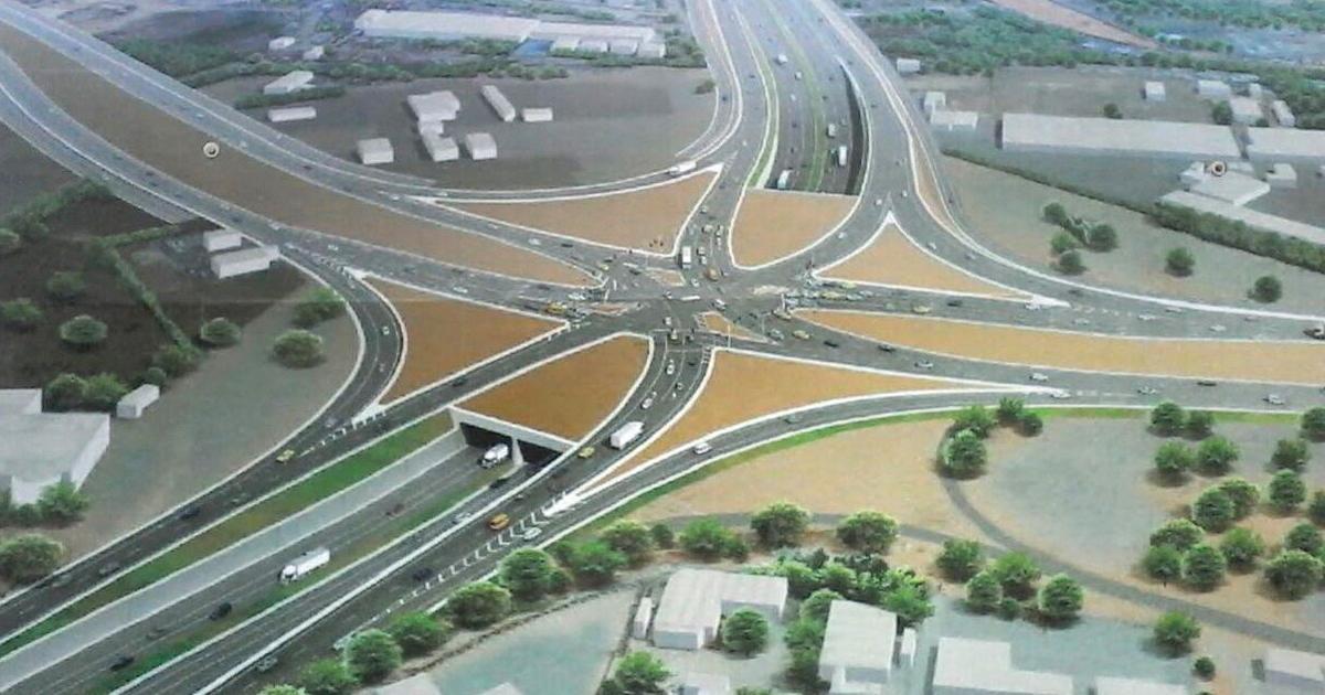Ghana: Le nouvel échangeur de l'autoroute de Tema sera ouvert ce samedi 16 mai