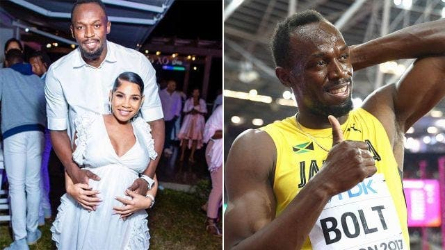 Le premier ministre jamaïcain annonce que Usain Bolt est papa.