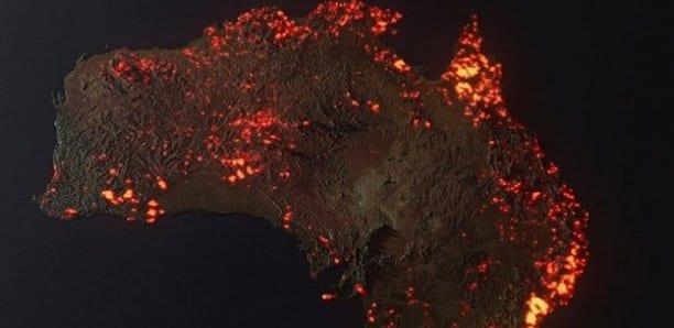Les feux de forêt en Australie ont coûté la vie à des centaines de personnes