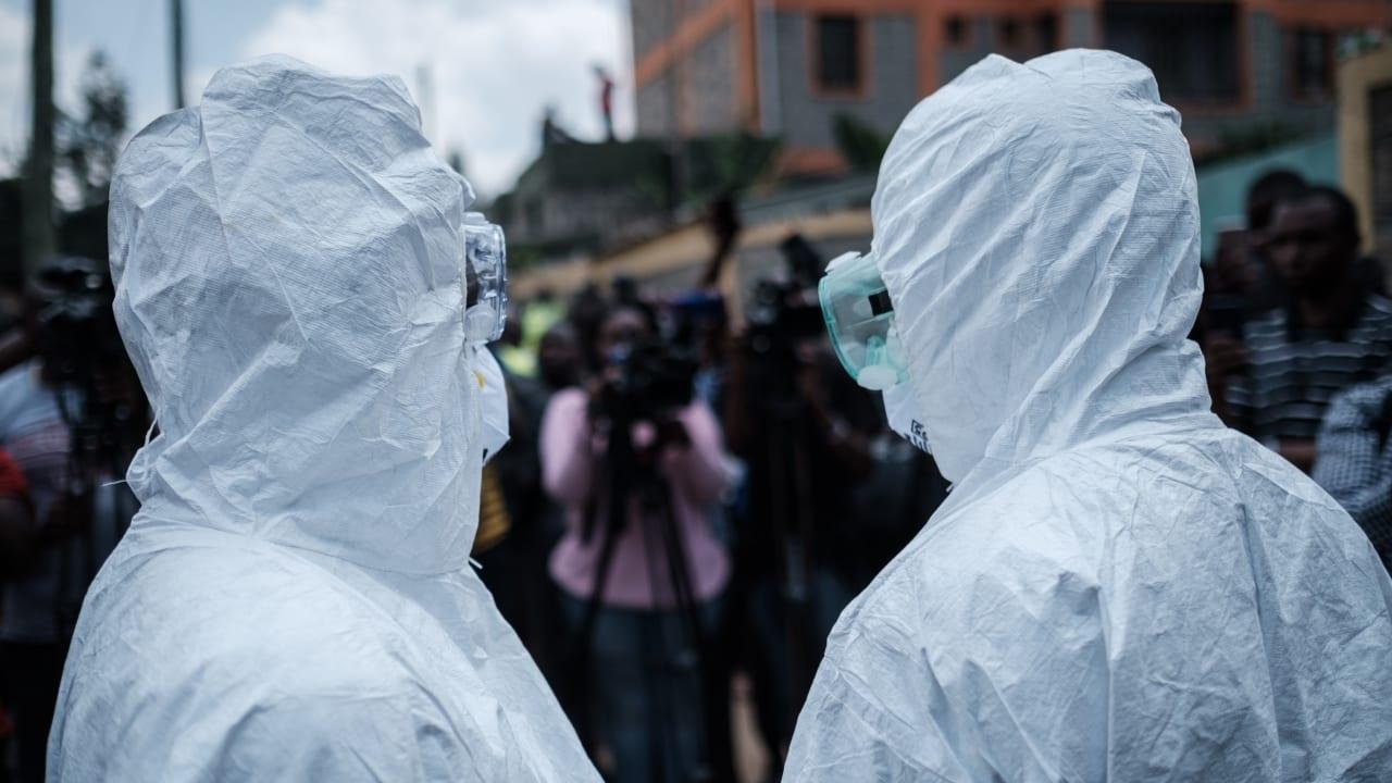 Les malades atteints du coronavirus virus prennent en otages des médecins au Nigéria