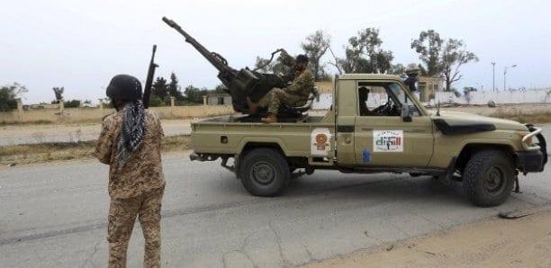 Libye : Tripoli annonce la reprise d'une base aérienne stratégique aux mains d'Haftar