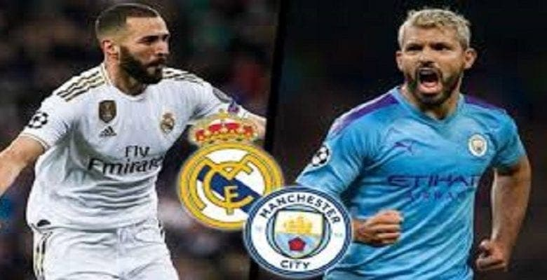 Ligue des champions : voici la date du match retour Man City-Real Madrid