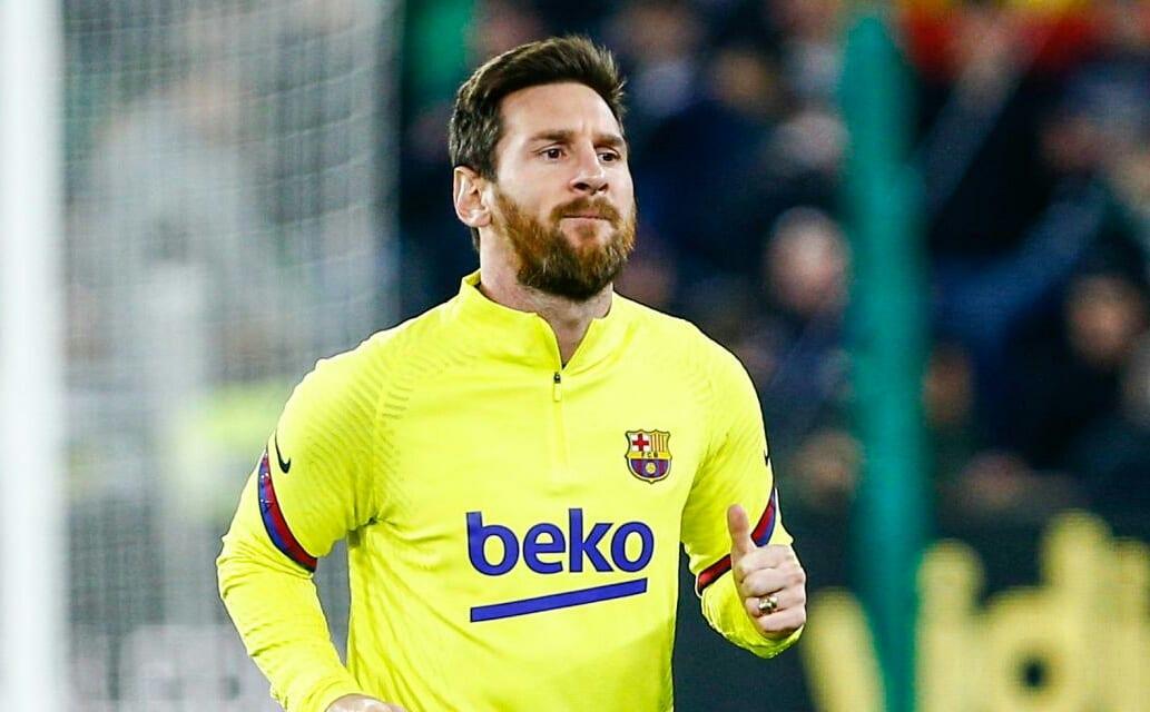 Lionel Messi était proche de s'engager avec ce club avant Fc Barcelone