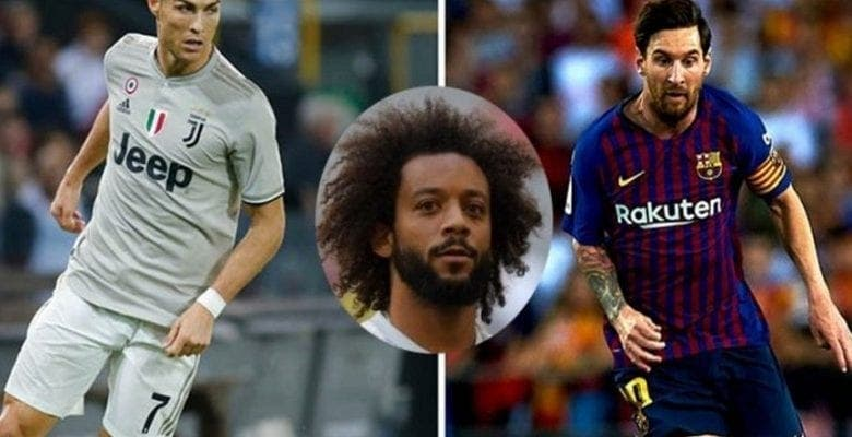 Lionel Messi ou Cristiano Ronaldo ? La surprenante réponse de Marcelo