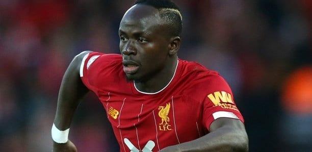 FIFA-The Best : Sadio Mané nommé pour le titre de meilleur joueur