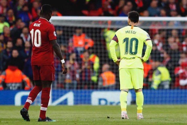 «Ce que Messi m'a dit après la défaite du Barça à Anfield» Sadio Mané