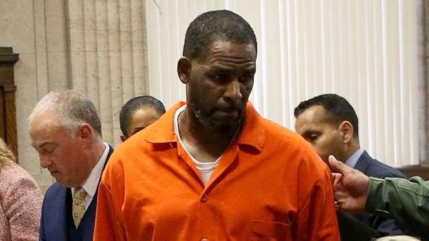 Mauvaise nouvelle pour R. Kelly : son 3 ème tentative de libération échouée