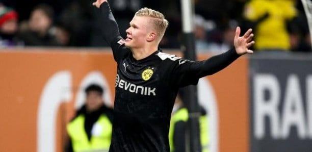 Mercato – Dortmund : Raiola clôt les débats sur l'avenir de Haaland