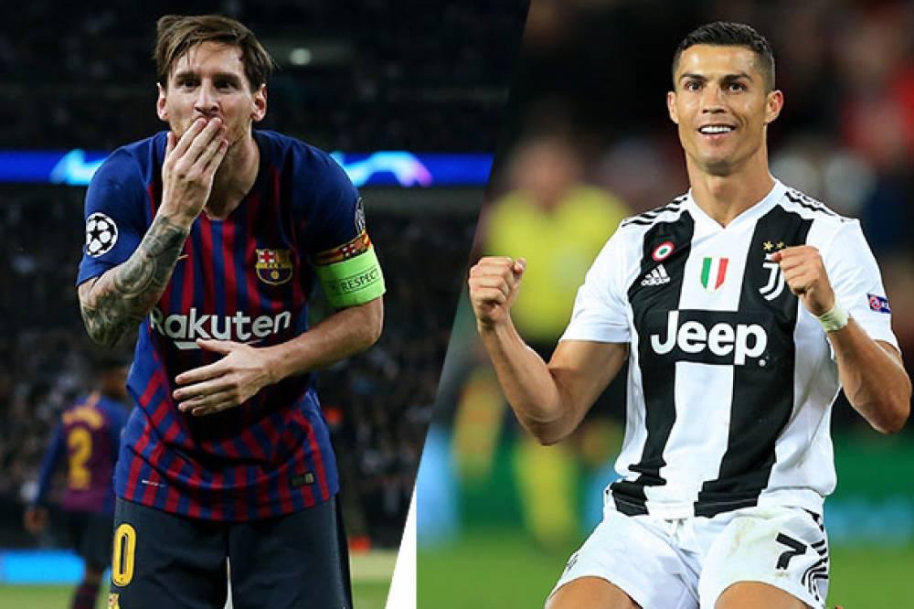 Messi et Ronaldo se font concurrence même avec leurs coupes de cheveux (photos)