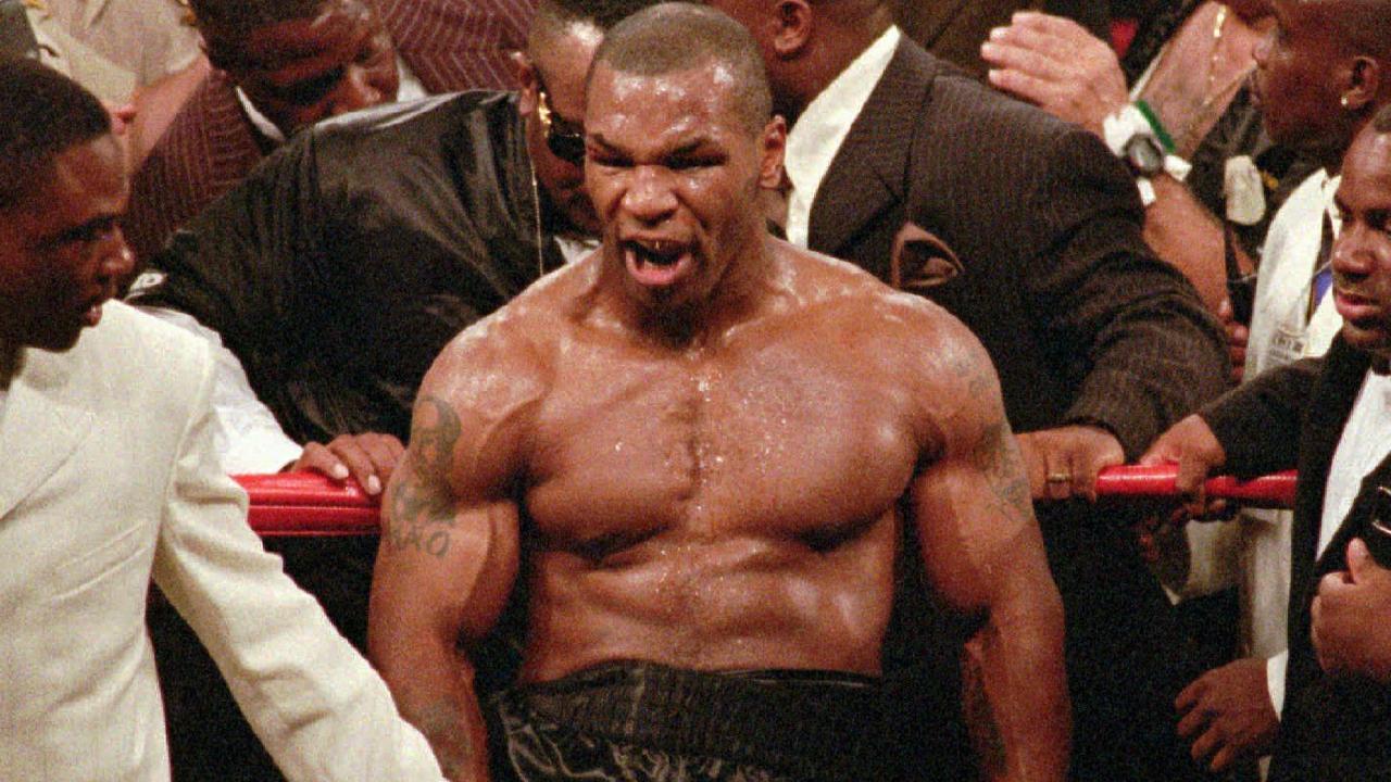 Mike Tyson annonce son retour sur le ring