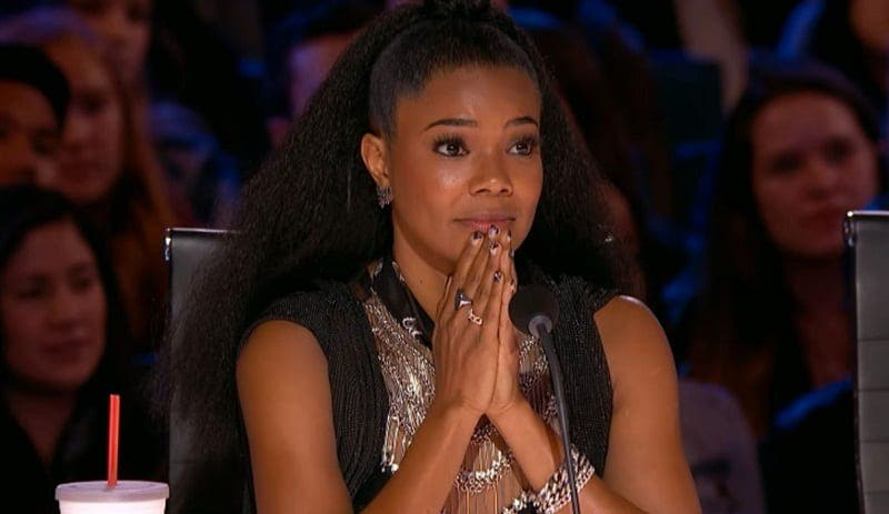 NBC SE PRONONCE SUR L'AFFAIRE OPPOSANT GABRIELLE UNION À AMERICA GOT TALENT