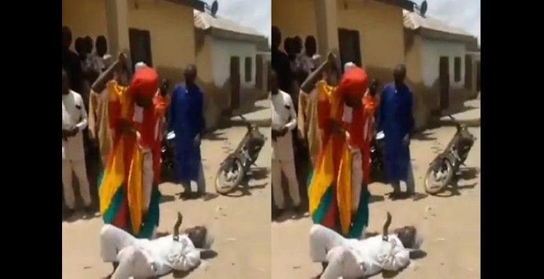 Nigeria/coronavirus : un imam fouetté en public