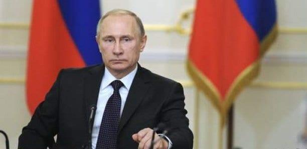 Poutine ordonne la fin de la période chômée à l'échelle nationale