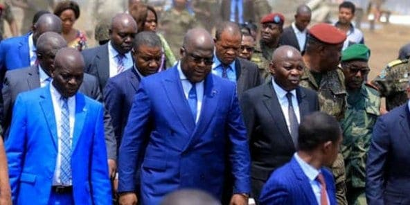 RDC : qui sont les personnalités pointées par Vital Kamerhe ?