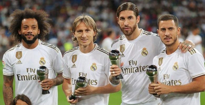 Real Madrid: découvrez l'équipe-type du 21è siècle