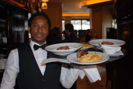 Recrutement Pour Commis de Restaurant
