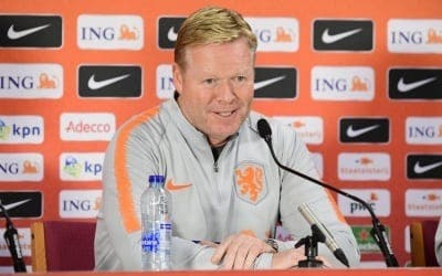 Ronald Koeman, sélectionneur des Pays-Bas, hospitalisé en urgence