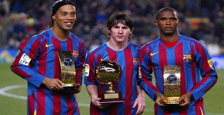 Ronaldinho: ses 11 meilleurs coéquipiers du Barça révélés