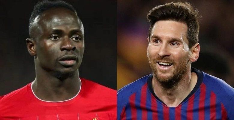 Sadio Mané révèle ce que Messi lui a dit après la défaite du Barça à Anfield
