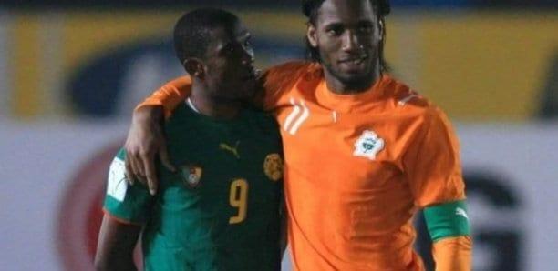 Samuel Eto'o vs Didier Drogba: Qui est le meilleur ? Découvrez les palmarès et statistiques des deux légendes !