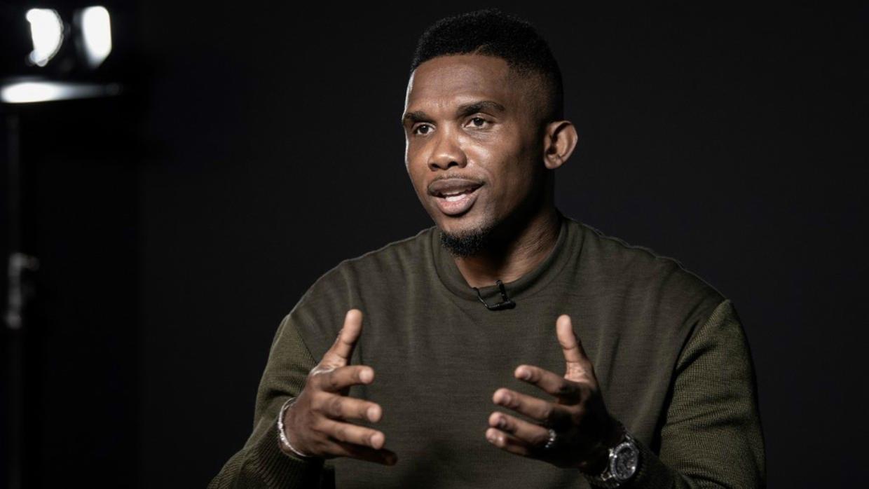 Samuel Eto'o recadre El hadji Diouf (Vidéo)