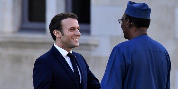 Tchad-France : comment Idriss Déby Itno a encore renforcé l'axe N'Djamena-Paris