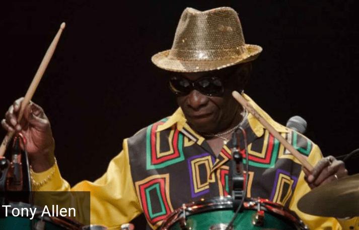 Deuil : le musicien nigérian Tony Allen décédé à Paris