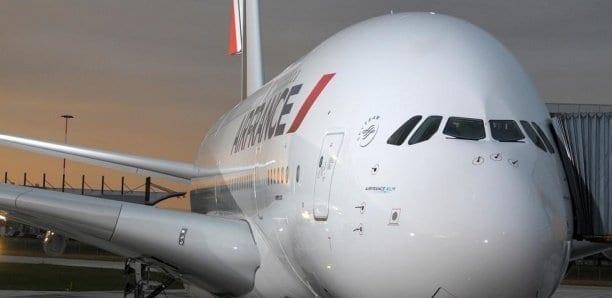 Transport: Air France arrête l'exploitation de ses Airbus A380