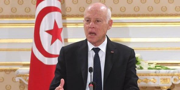 Tunisie : Kaïs Saied déclare la guerre à l'Assemblée