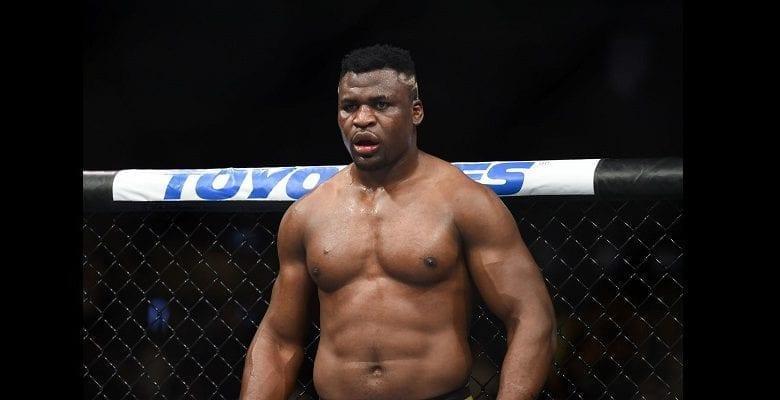 UFC: le camerounais Francis Ngannou écrase son adversaire en 20 secondes (vidéo)