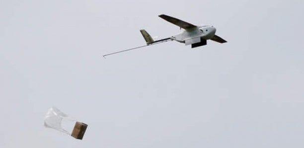 Un drone chargé de drogues s'écrase à la prison de Forest