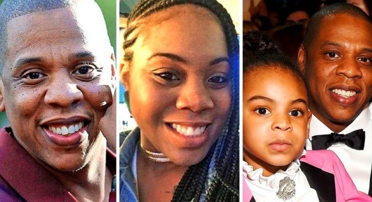Une femme affirme qu'elle est la fille secrète de Jay-Z et montre une «preuve d'ADN»
